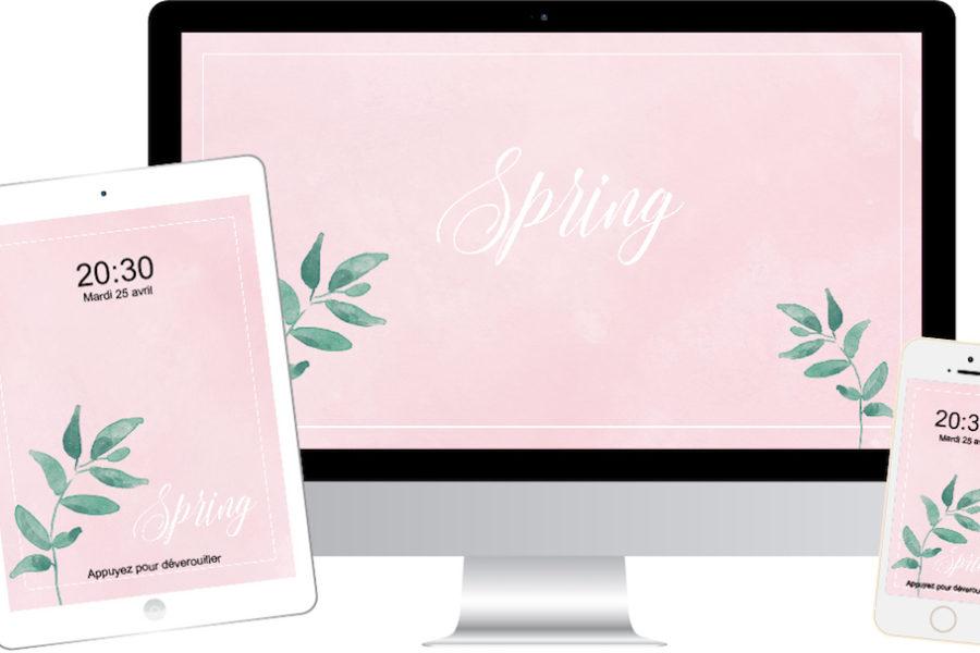 Fond d'écran #2 - Spring - Beslys