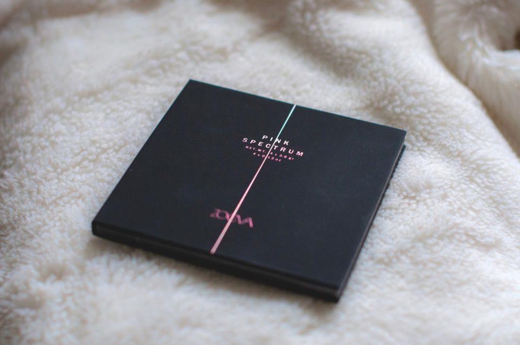 Palette Blush Pink Spectrum Zoeva